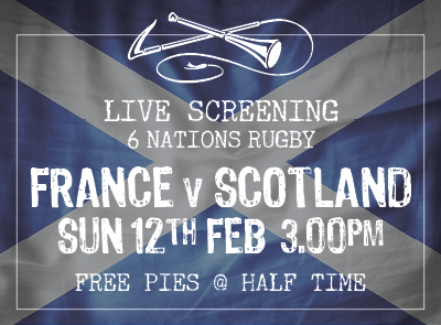 Watch the next 6 Nations games in the Chalet Coo