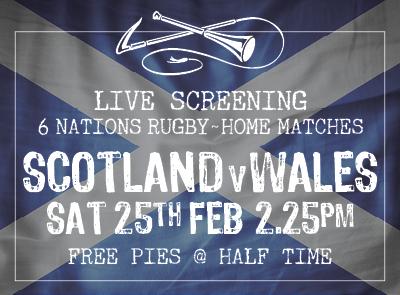 6 Nations Live in the Chalet Coo