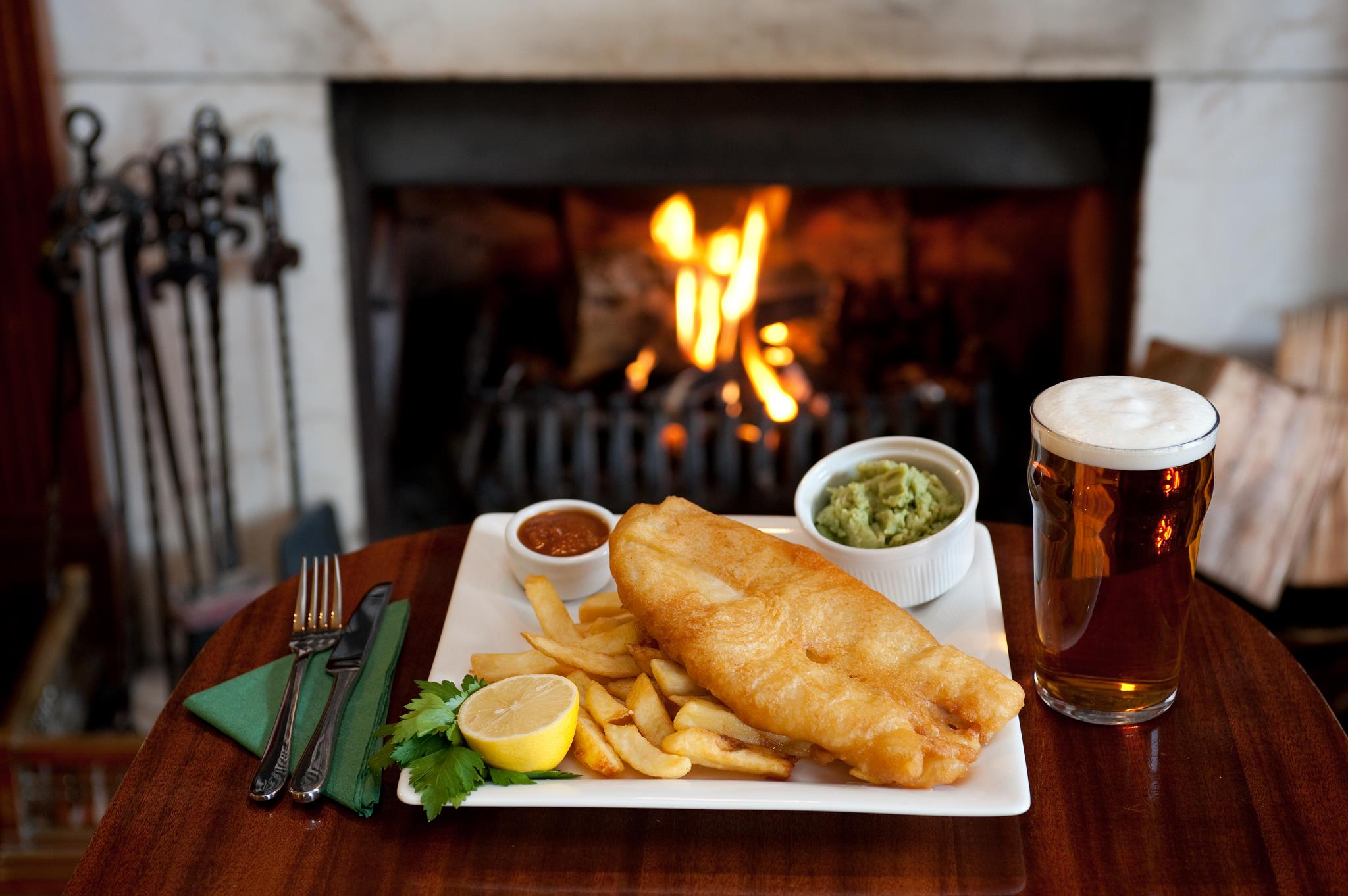 Fish & Chips Night Friday 15th November