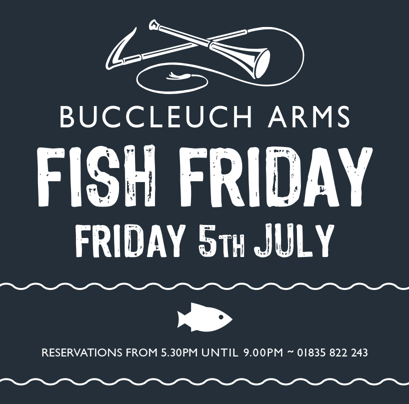 Fish Friday, 5th July 2019