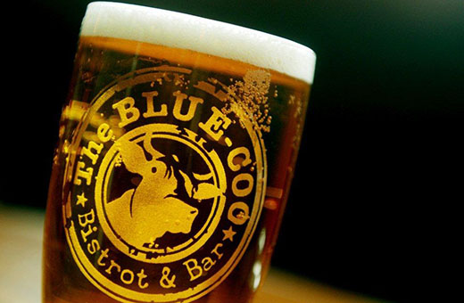Blue Coo Scottish Lager