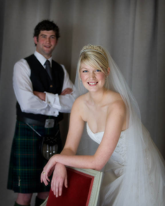 Wedding at The Buccleuch