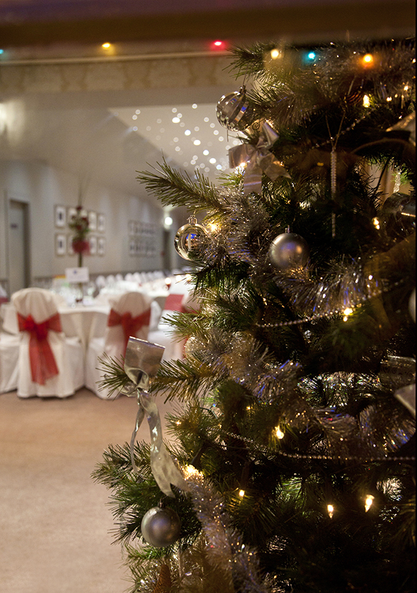 GO FESTIVE AT THE INN